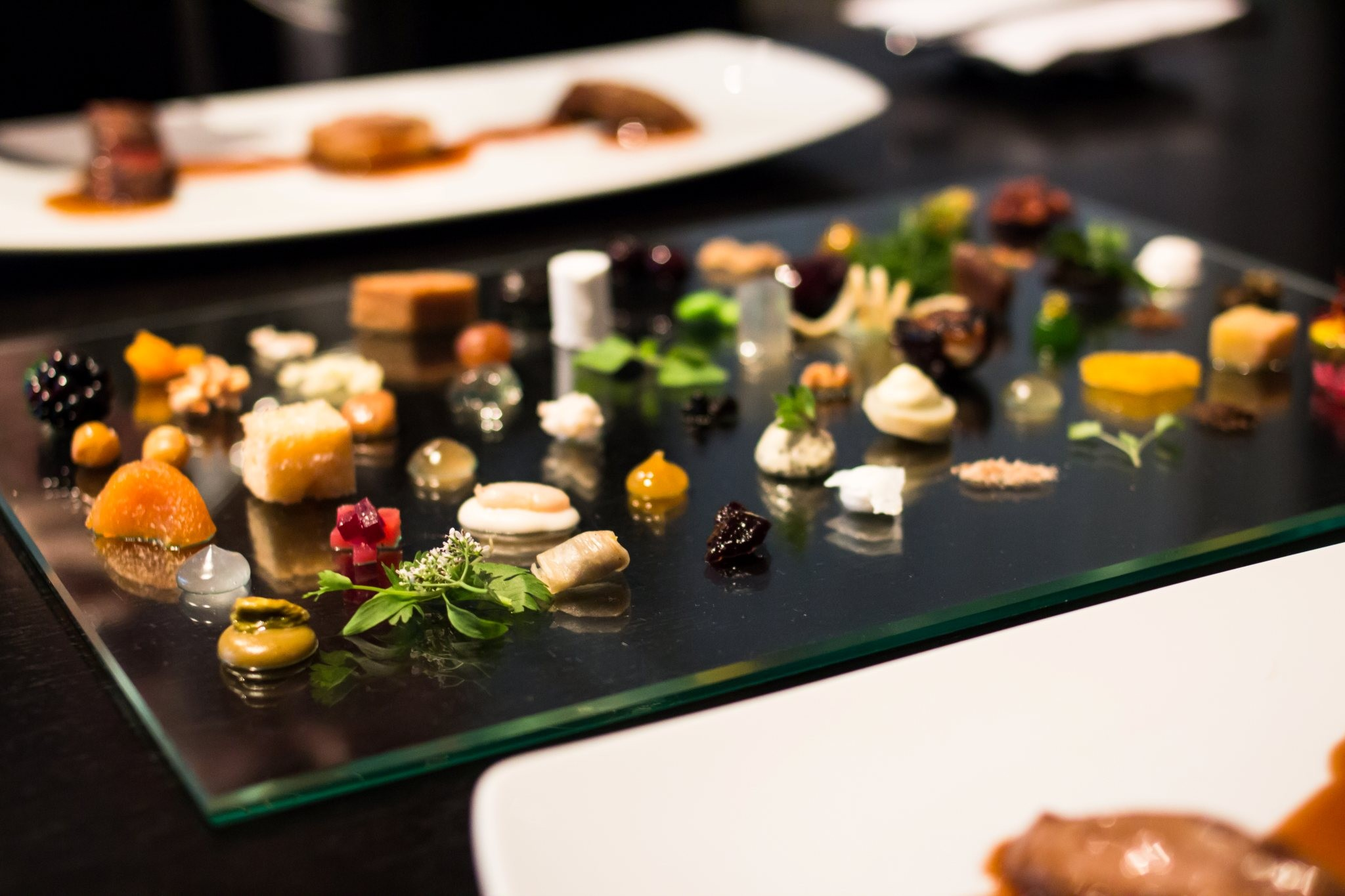The alinea experience - Montage cuisine alinea ...