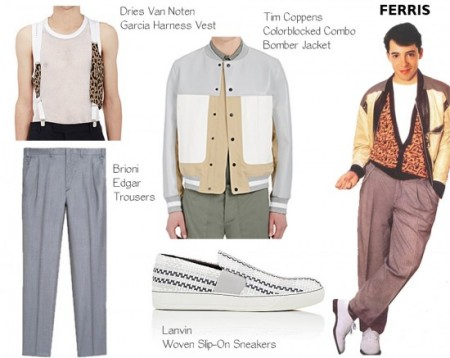 Ferris Outfit