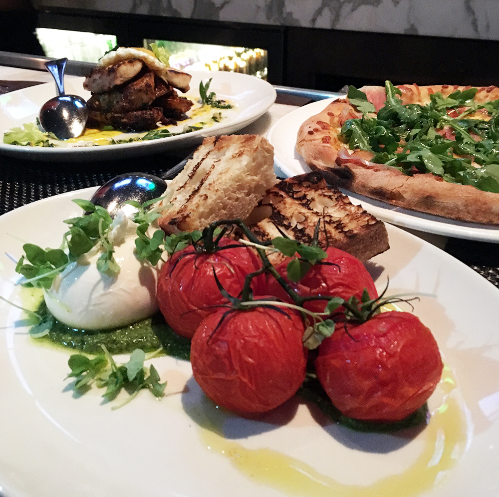 This is a restaurant review about The Florentine by Leah Nolan of the Chicago Chic.