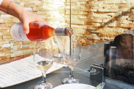 7 Rosé Wines You Need to Try Now by Leah Nolan of the Chicago Chic at Geja's Cafe.