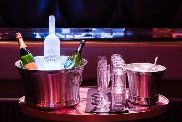 A review of PRYSM nightclub in Lincoln Park by Leah Nolan of the Chicago Chic.
