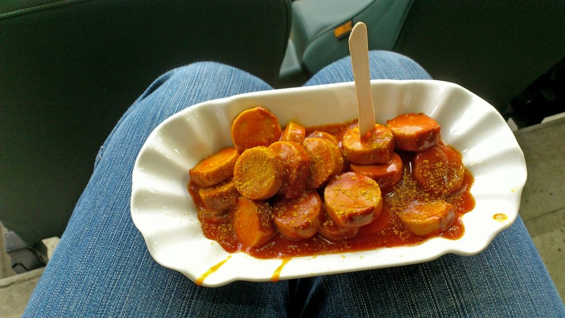 currywurst germany
