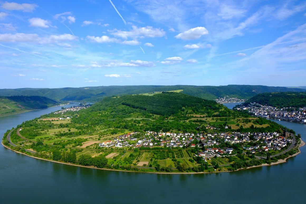 middle rhine valley germany