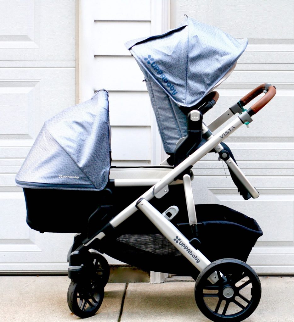 The Best Double Strollers The Chic