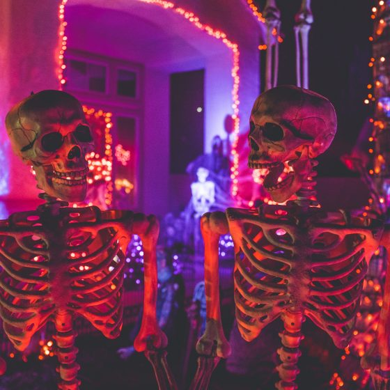 One of the most important tips to throwing a killer halloween party is to get your decorations right.